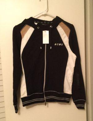 BCBG stylish hoodie jacket L NWT for Sale in Austin, TX