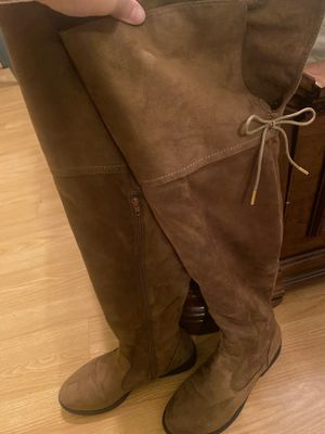 Knee high boots for Sale in Fresno, CA