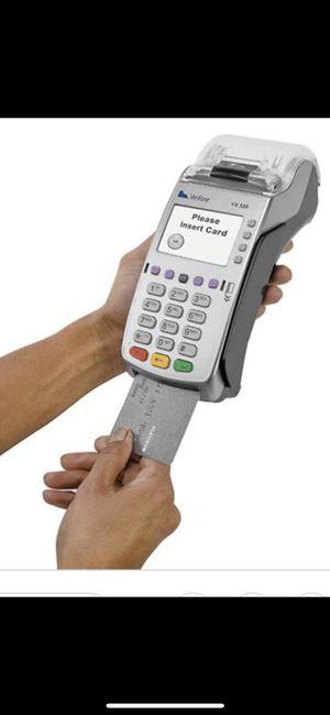 VX 520 Credit card terminal for Sale in Grosse Pointe, MI