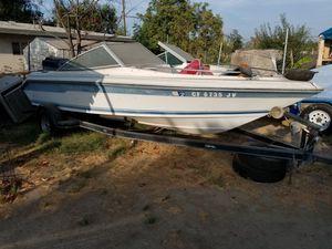 Free boat and trailer for Sale in San Bernardino, CA