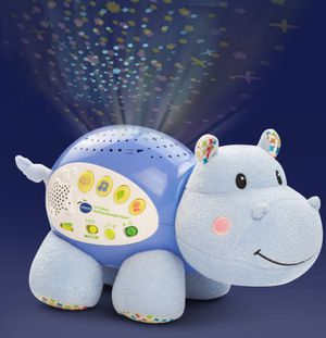 Sweet dreams are ahead with the Lil' Critters Soothing Hippo for Sale in Winter Haven, FL