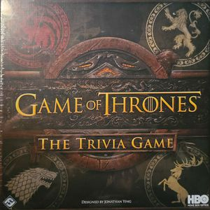Game Of Throne: The Trivia Game for Sale in Costa Mesa, CA