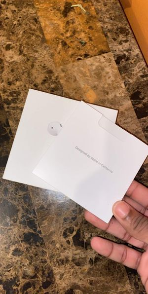 AirPods 2nd Gen for Sale in Caldwell, NJ