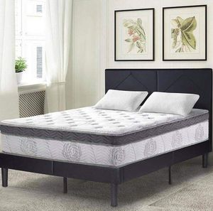 "New 13"" Gel Memory Foam hybrid mattress Full $200/ Queen $230/ King $260 for Sale in Columbus, OH"