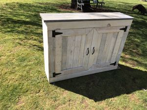 Cabinet, tv stand , console, table, made in OR for Sale in Molalla, OR