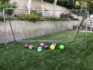 Franklin 12FtW x 6FtH Backyard Goal for Sale in Claremont, CA