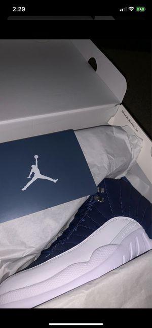 Jordan 12 'Indigo' for Sale in Fresno, CA