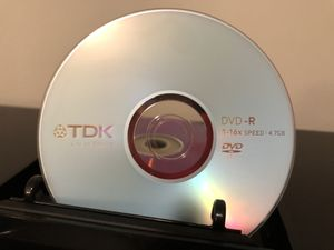 Blank DVDs for Sale in Johns Creek, GA