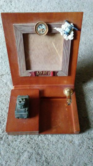 Army picture frame for Sale in Dixon, MO