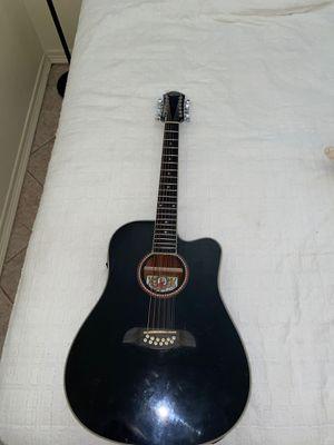 Guitar 12 string Oscar shmidi for Sale in Hayward, CA