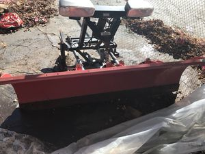 Heavy Duty Plow ( Western) for Sale in Cleveland, OH
