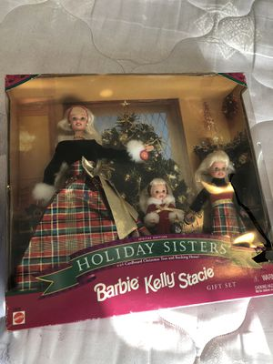 Barbie - holiday sisters for Sale in Austin, TX