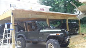 Jeep wrangler jy 95 for Sale in Montclair, VA