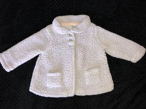 Carters Grey faux Sherpa cardigan 12 months for Sale in Irvine, CA