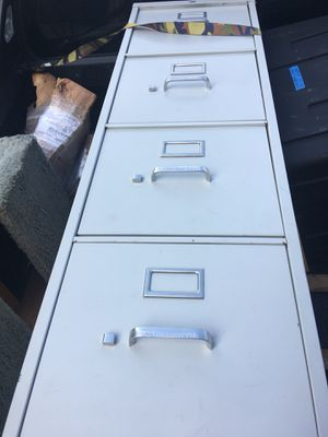 HON 4 Drawer Filing Cabinet for Sale in San Diego, CA