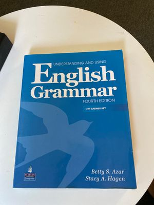 Understanding and using English Grammar for Sale in San Francisco, CA