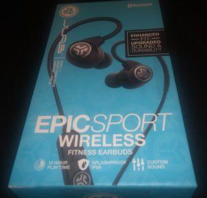 Jlab EpicSport wireless earbuds for Sale in Lexington, KY