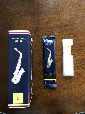 Vandoren Asx Reeds #3 for Sale in East Lansing, MI