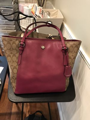 Coach tote bag for Sale in Laurel, MD