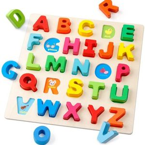 Learn and play /toys/ wooden Rainbow Letters Alphabet for kids for Sale in Brea, CA
