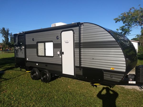 Ren tal RV special back to school rates.