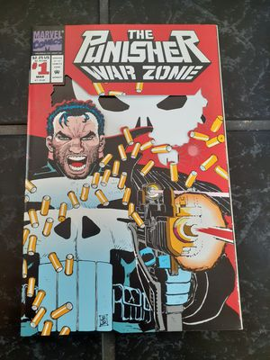 Punisher #1 warzone for Sale in Suisun City, CA