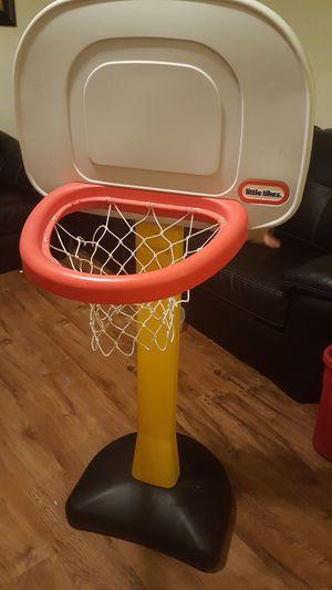 Little tikes Basketball Goal for Sale in Wichita, KS