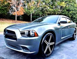_2O12_ Charger V6 passenger and rear for Sale in Oakland, CA