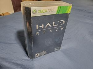 Halo Reachimited Edition (New, Original Sealed) for Sale in Phoenix, AZ