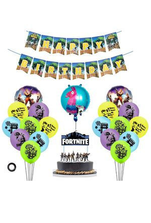 Fortnite Party Supplies Set Brand New for Sale in Pembroke Pines, FL