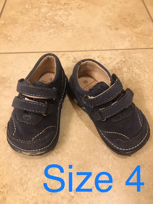Baby boy or girl shoes size 4 for Sale in Pacific, WA ...