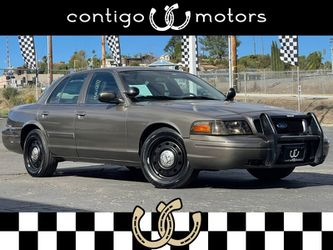 2011 Ford Crown Victoria for Sale in Vista,  CA