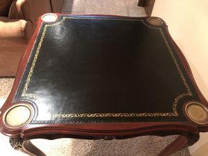 Gentleman's card table for Sale in Wenatchee, WA