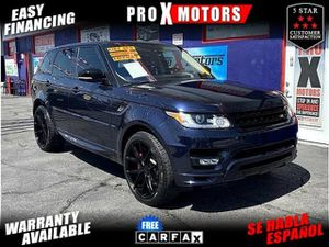 2016 Land Rover Range Rover Sport for Sale in South Gate, CA