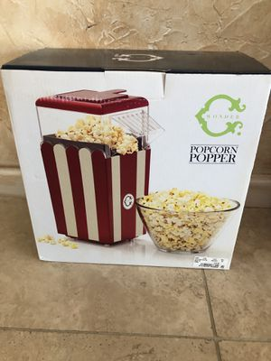 Popcorn popper with vintage look for Sale in Paradise Valley, AZ