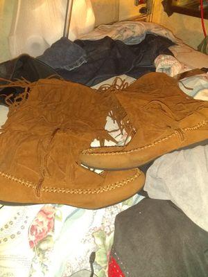 boots size 11 for Sale in Vidalia, GA