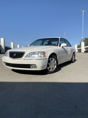 Acura rl 2002 *Well Maintained* for Sale in Union City, CA