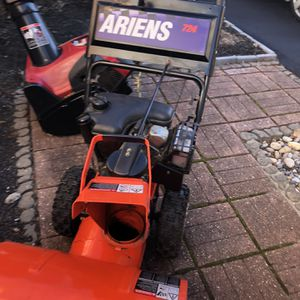 """Ariens 7HP Tecumseh 24"""" Serviced for Sale in West Hartford, CT"""
