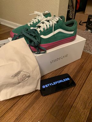 GOLF WANG VANS *rare* for Sale in Kennesaw, GA