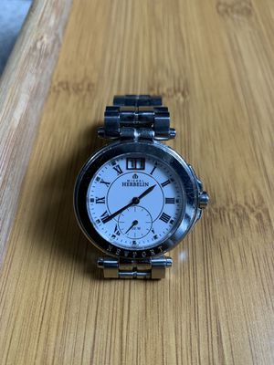 """Michel Herbelin """"Newport Yacht Club"""" Watch - Stainless Steel for Sale in Lincolnia, VA"""