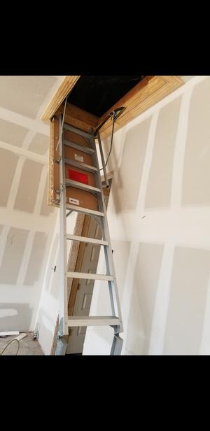 Husky attic ladder for Sale in Dallas, TX
