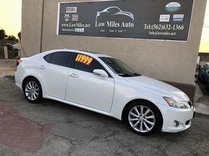 2010 Lexus IS 250 for Sale in Whittier, CA