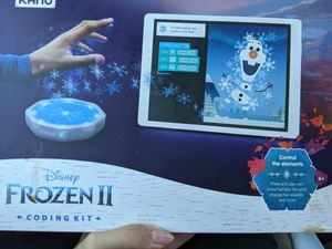 Frozen coding kit. Retails for $79.99. selling for $12 for Sale in North Chesterfield, VA