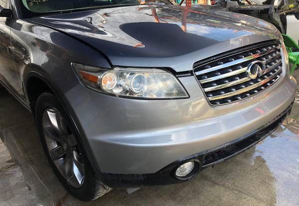 2003-2008 INFINITI FX35 FX45 FRONT RIGHT PASSENGER SIDE FENDER