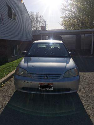 3200 $ Honda Civic 2001 for Sale in Salt Lake City, UT