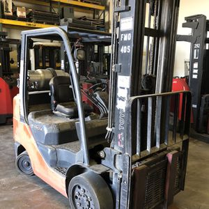 2015 Toyota 8FGCU30 - 6,000lbs Forklift for Sale in Rowland Heights, CA