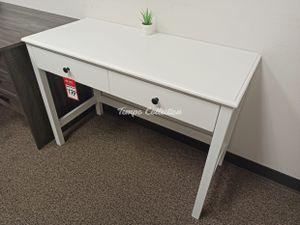 New Desk / Console Table, White, SKU# ASHZ1611054TC for Sale in Norwalk, CA