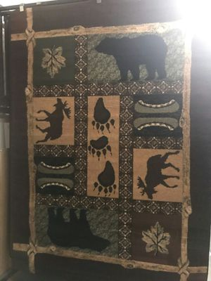 New 5x8 wildlife area rug for Sale in Kingsport, TN