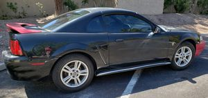 Ford Mustang año 2000 automatico,excelente motor y transmisión, detalles de pintura y hacerle el smok,$ 1450 for Sale in Las Vegas, NV