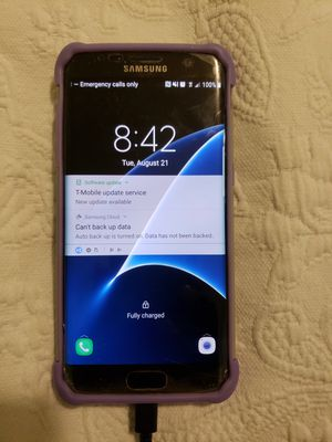 Samsung Galaxy s7 edge for Sale in Silver Spring, MD